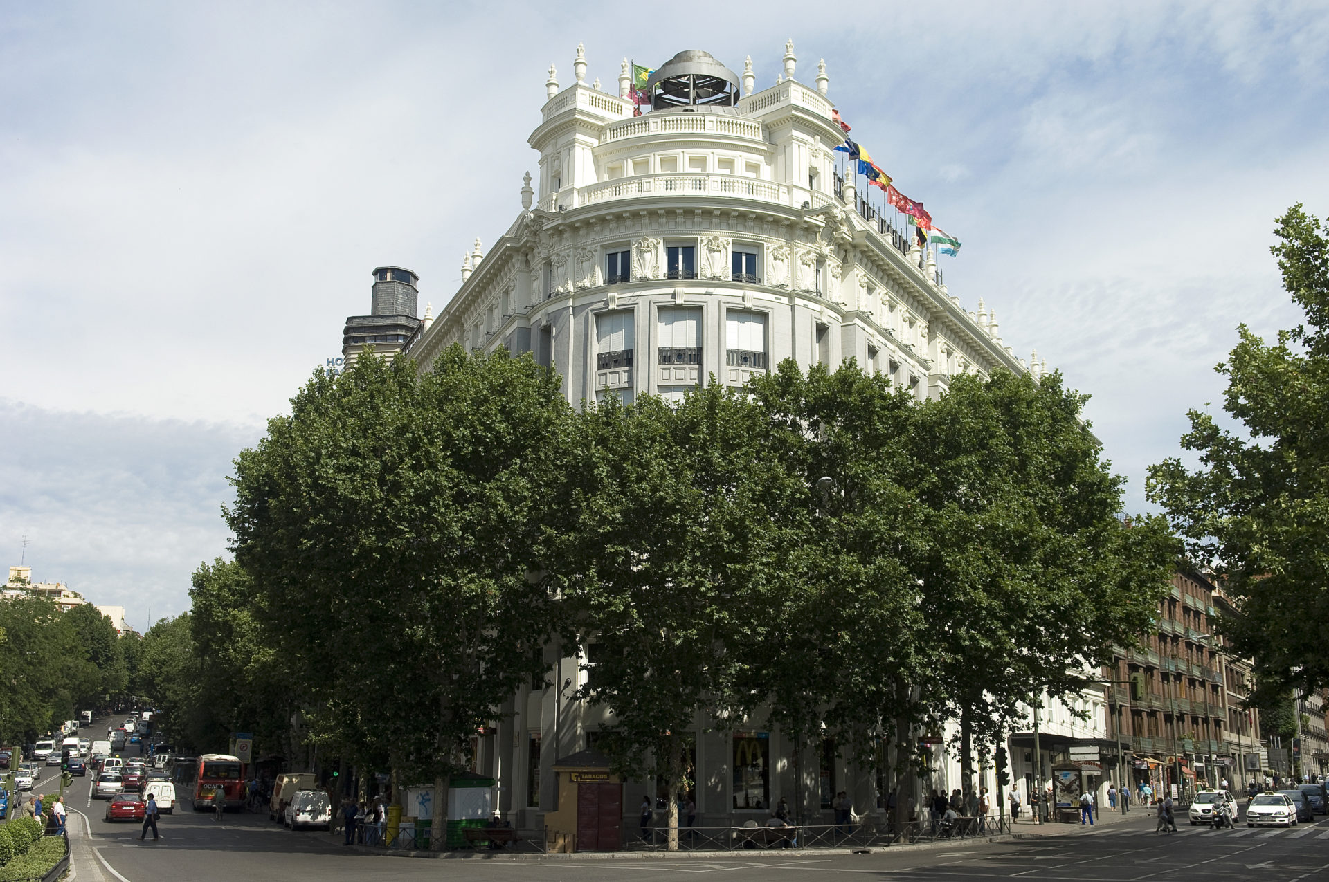 HOTEL NH MADRID NACIONAL