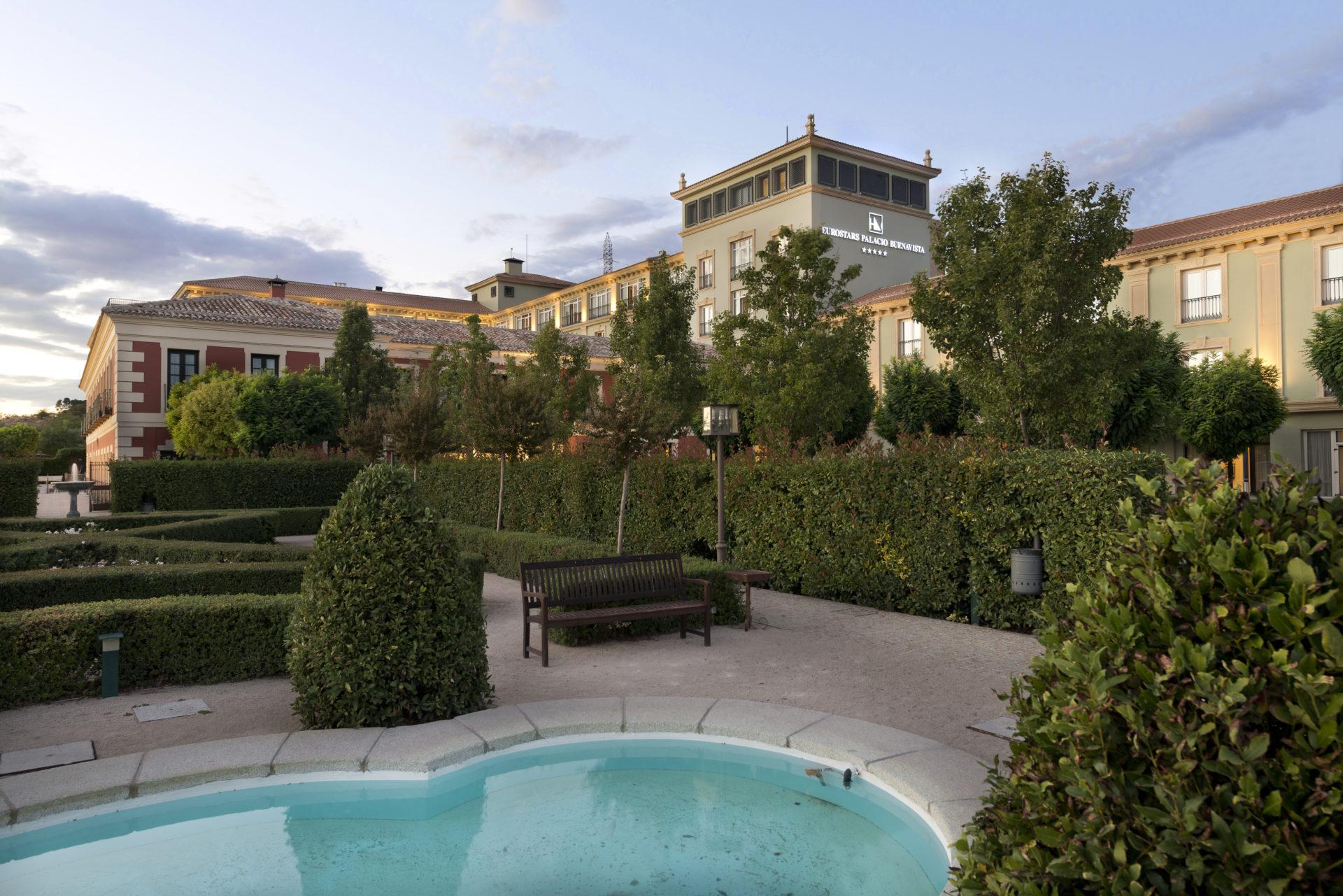 HOTEL EUROSTARS PALACIO BUENAVISTA